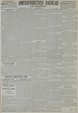 Amersfoortsch Dagblad / De Eemlander 1921-11-08