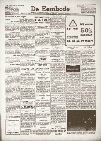 De Eembode 1938-03-15