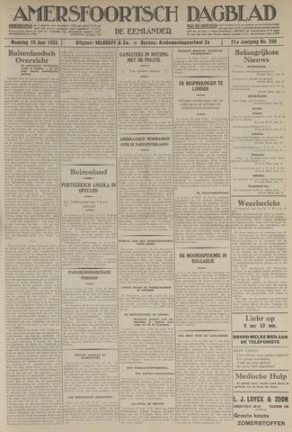Amersfoortsch Dagblad / De Eemlander 1933-06-19
