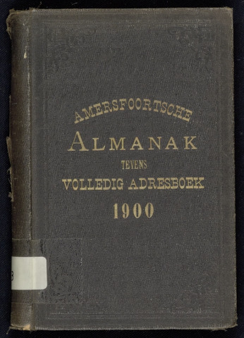 Adresboeken Amersfoort 1900