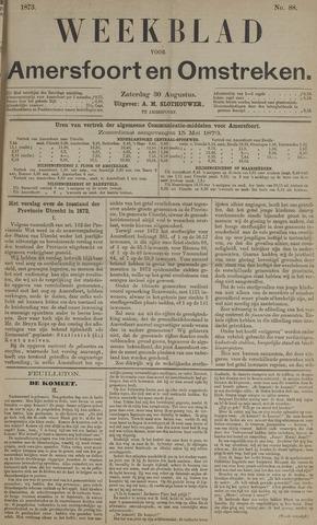 Weekblad voor Amersfoort en Omstreken 1873-08-30