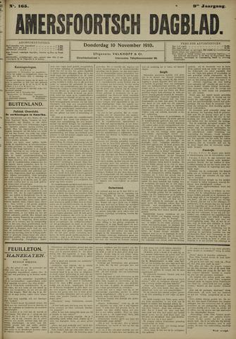 Amersfoortsch Dagblad 1910-11-10