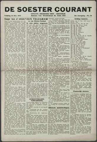 Soester Courant 1945-12-21