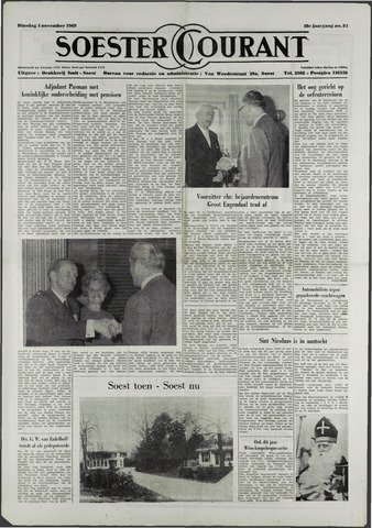 Soester Courant 1969-11-04