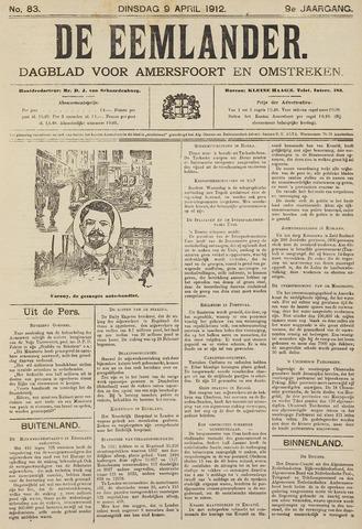 De Eemlander 1912-04-09
