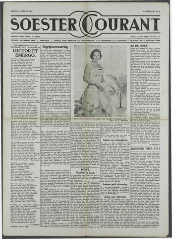 Soester Courant 1958-01-31