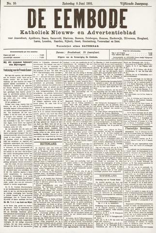 De Eembode 1901-06-08