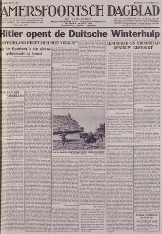 Amersfoortsch Dagblad / De Eemlander 1941-10-04