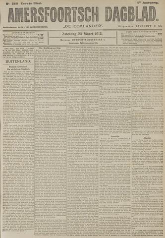 Amersfoortsch Dagblad / De Eemlander 1913-03-22