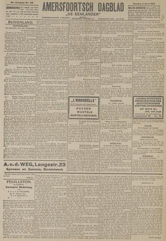 Amersfoortsch Dagblad / De Eemlander 1923-04-03