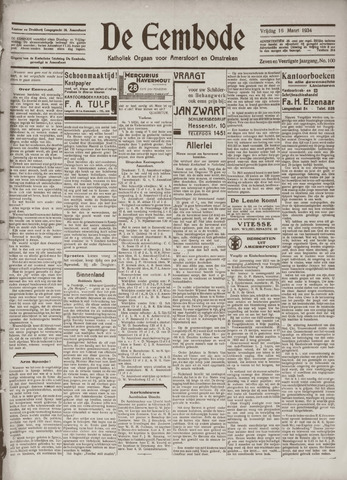 De Eembode 1934-03-16