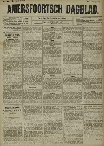 Amersfoortsch Dagblad 1908-09-26