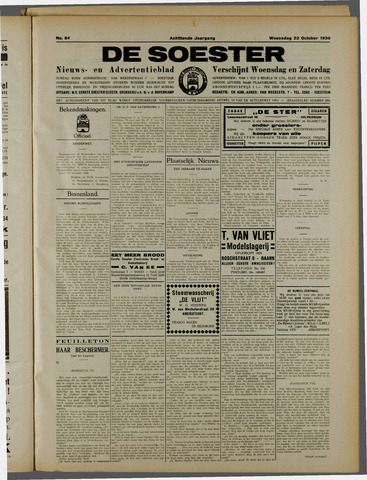 De Soester 1930-10-22