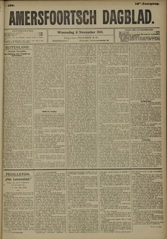 Amersfoortsch Dagblad 1911-11-08