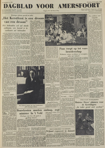 Dagblad voor Amersfoort 1949-12-24