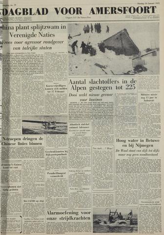 Dagblad voor Amersfoort 1951-01-23