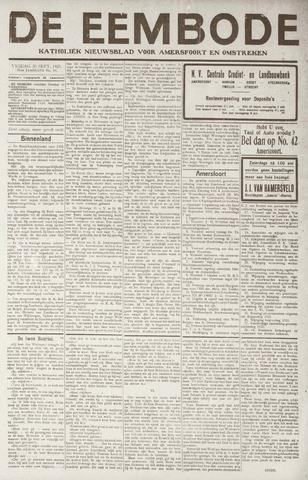 De Eembode 1921-09-30