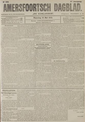 Amersfoortsch Dagblad / De Eemlander 1913-05-19