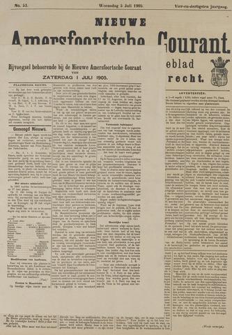 Nieuwe Amersfoortsche Courant 1905-07-05