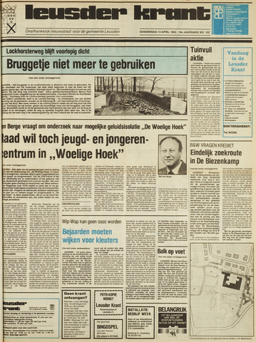 Leusder Krant 1983-04-14