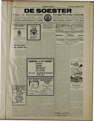 De Soester 1930-08-09