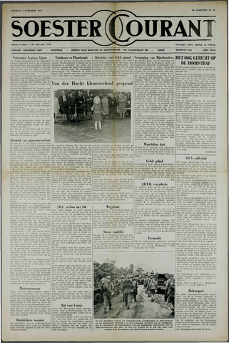 Soester Courant 1964-11-03