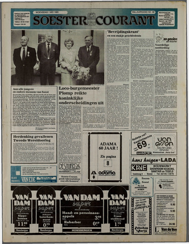 Soester Courant 1985-05-01