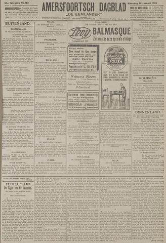 Amersfoortsch Dagblad / De Eemlander 1926-01-18