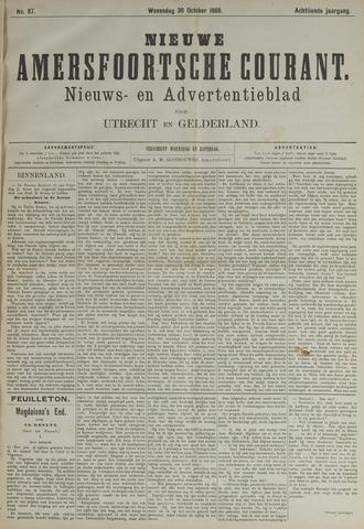 Nieuwe Amersfoortsche Courant 1889-10-30