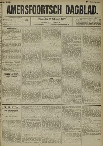 Amersfoortsch Dagblad 1909-02-17