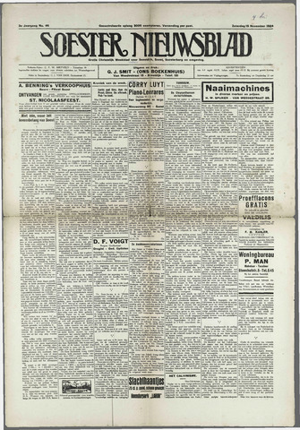 Soester Courant 1924-11-15