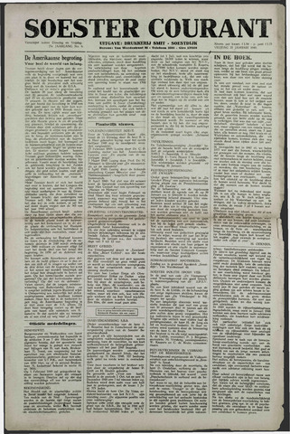 Soester Courant 1949-01-21