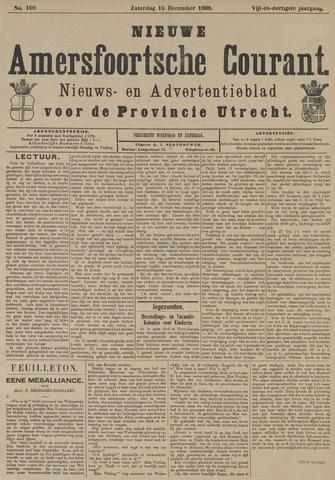 Nieuwe Amersfoortsche Courant 1906-12-15
