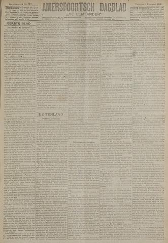 Amersfoortsch Dagblad / De Eemlander 1919-02-01