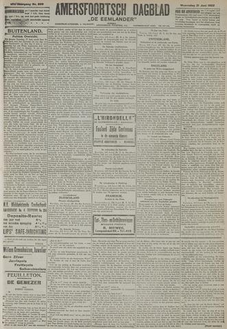 Amersfoortsch Dagblad / De Eemlander 1922-06-21