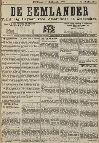 De Eemlander 1908-02-18