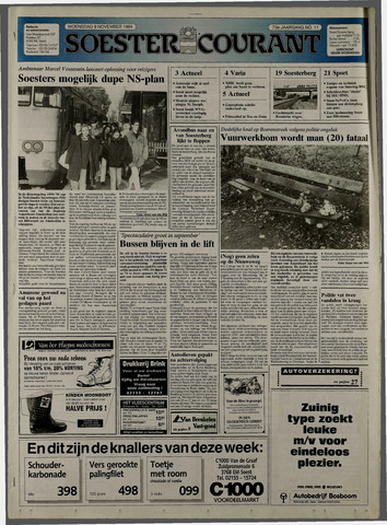 Soester Courant 1994-11-09