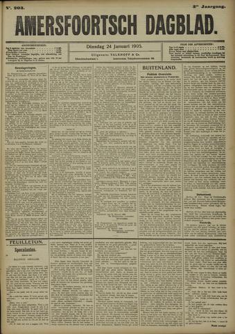Amersfoortsch Dagblad 1905-01-24