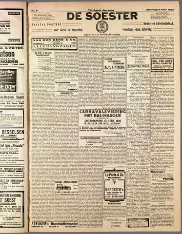De Soester 1926-02-06