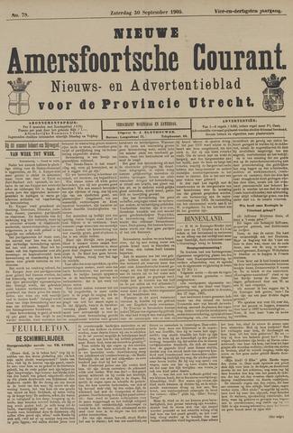 Nieuwe Amersfoortsche Courant 1905-09-30