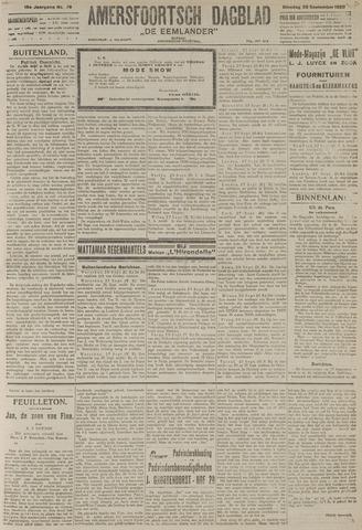 Amersfoortsch Dagblad / De Eemlander 1920-09-28