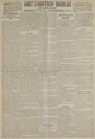 Amersfoortsch Dagblad / De Eemlander 1918-04-26