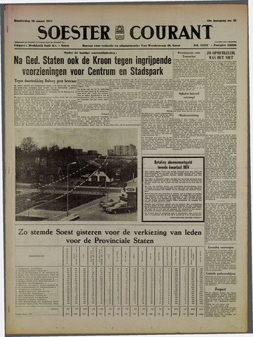 Soester Courant 1974-03-28