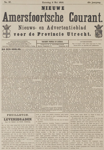 Nieuwe Amersfoortsche Courant 1916-05-06