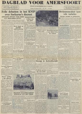 Dagblad voor Amersfoort 1947-02-28