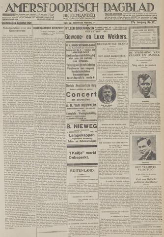 Amersfoortsch Dagblad / De Eemlander 1928-08-30