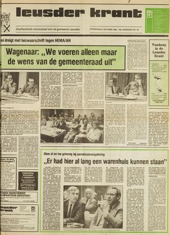 Leusder Krant 1984-10-04