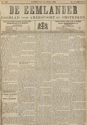 De Eemlander 1908-07-25