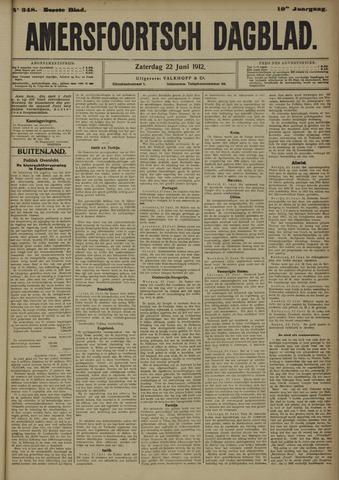 Amersfoortsch Dagblad 1912-06-22