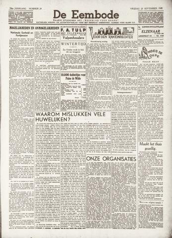 De Eembode 1940-09-20